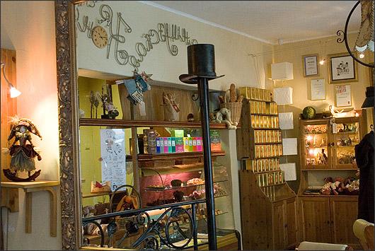Ресторан Шоколадное ателье - фотография 3
