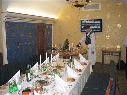 Ресторан Сандуны - фотография 15