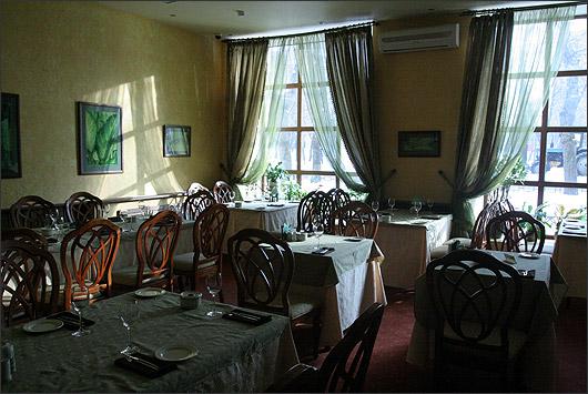 Ресторан Зелень - фотография 7