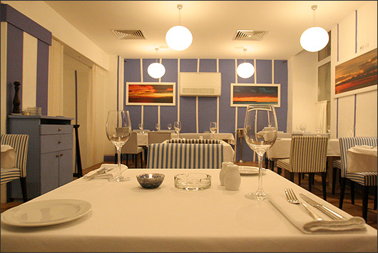 Ресторан Рыбное место - фотография 13