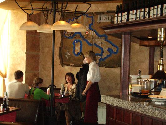 Ресторан Il Патио - фотография 7