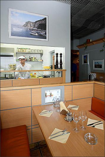 Ресторан Pasta Project - фотография 3