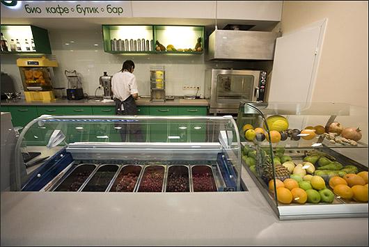 Ресторан Organiclab - фотография 4