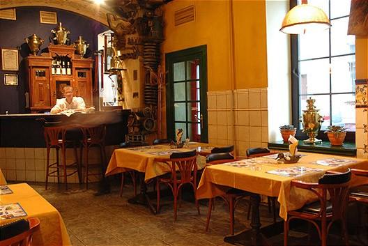 Ресторан Рюмка - фотография 5