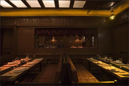 Ресторан Люмьер - фотография 4