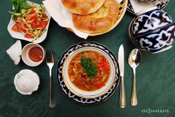 Ресторан Ресторан при посольстве Узбекистана - фотография 7