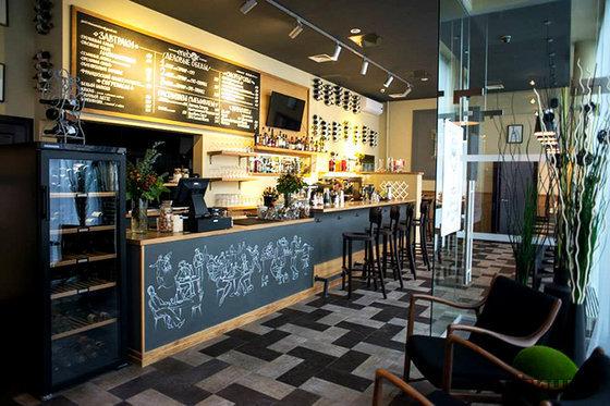 Ресторан Enebaer - фотография 4