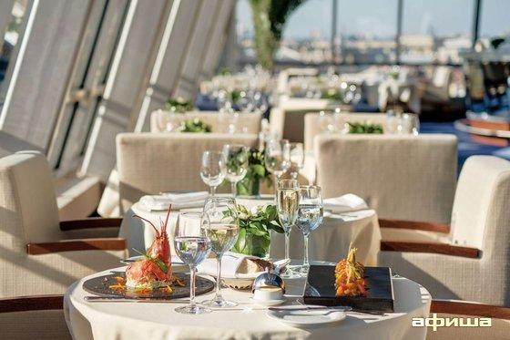 Ресторан Bellevue brasserie - фотография 7