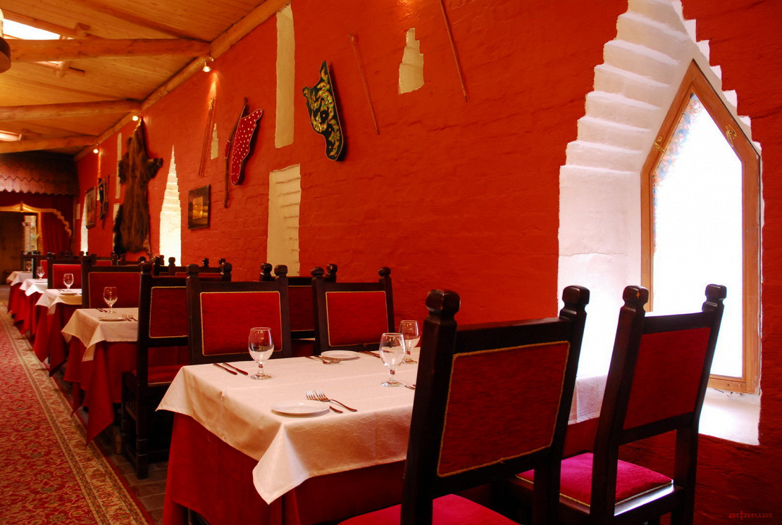 Ресторан Китайгородская стена - фотография 5
