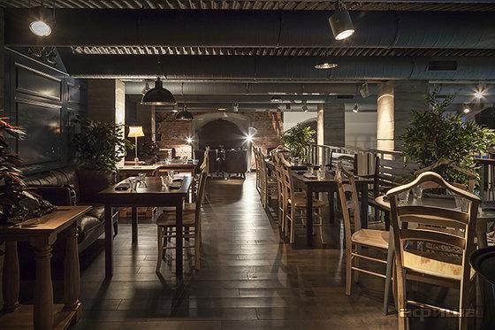 Ресторан Никуда не едем - фотография 18