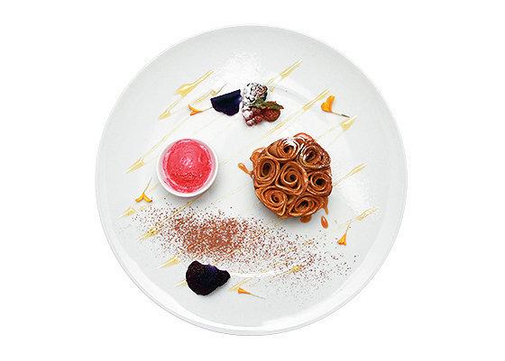 Ресторан Angle vert - фотография 1