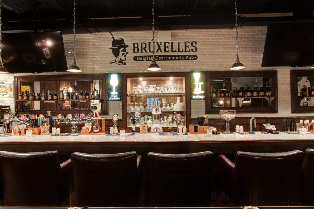 Ресторан Bruxelles - фотография 4