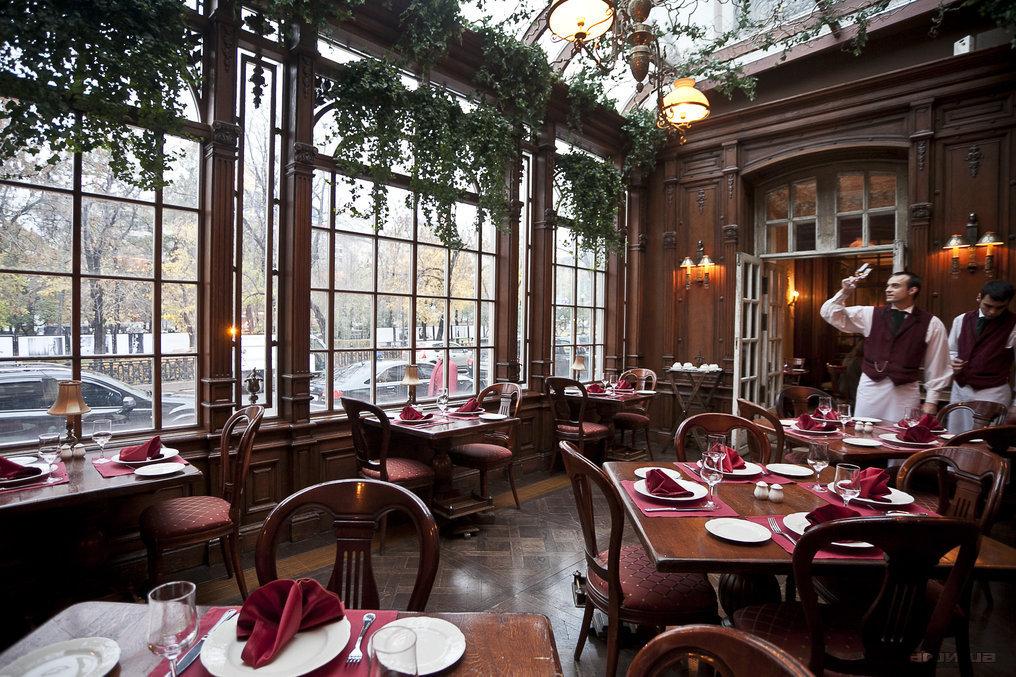 Ресторан Пушкин - фотография 12