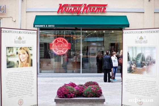 Ресторан Krispy Kreme - фотография 13