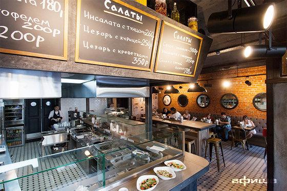 Ресторан Пипл & Паста - фотография 7