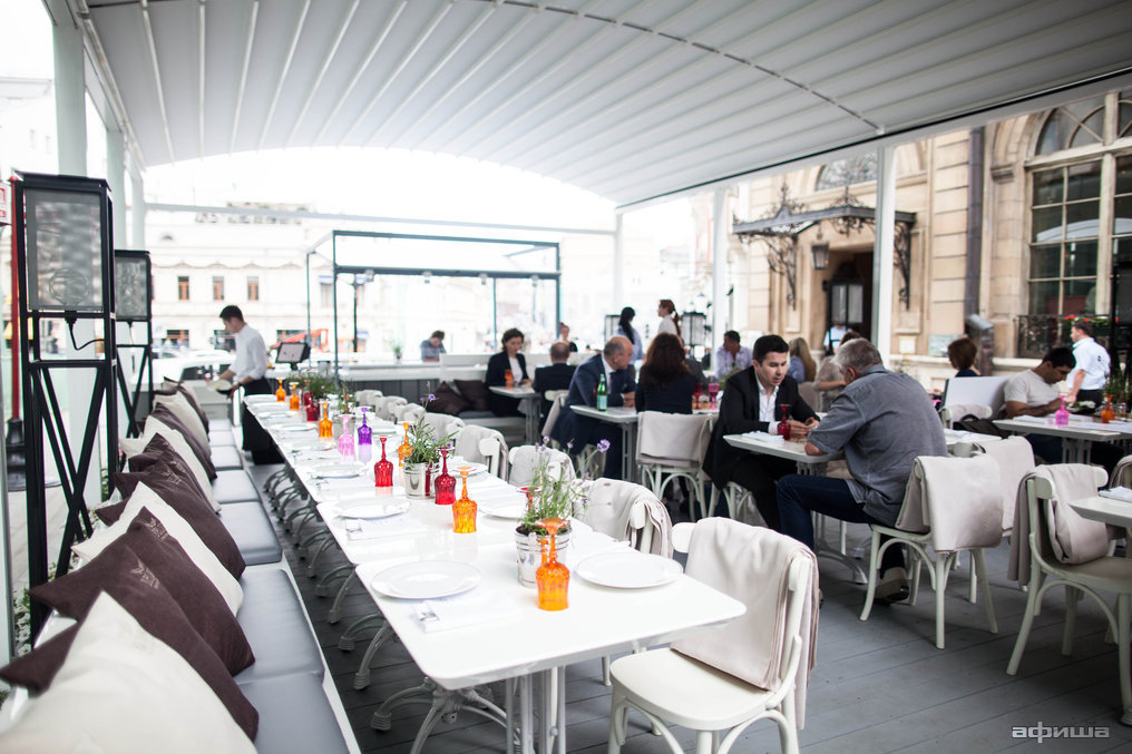 Ресторан Brasserie Мост - фотография 26