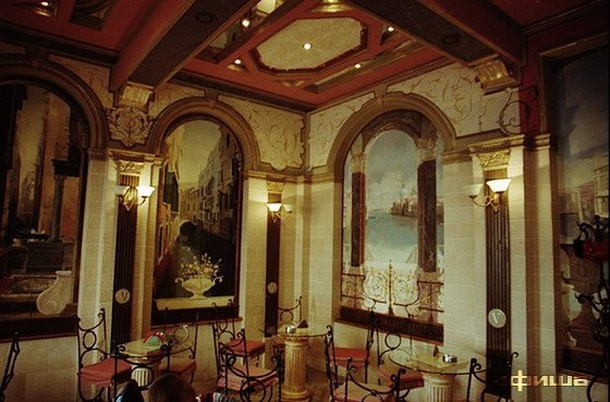 Ресторан Venezia - фотография 1