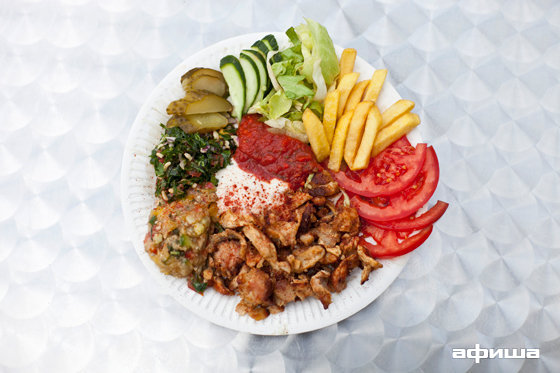 Ресторан Shawarma Republic - фотография 7