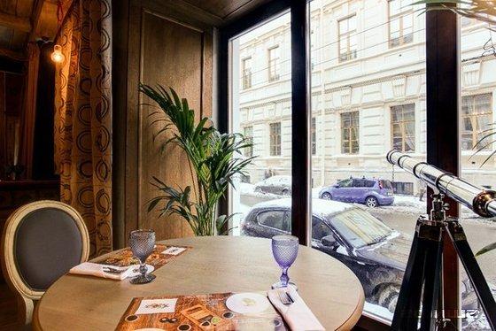Ресторан Freeman's - фотография 1