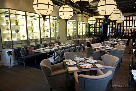 Ресторан Рыбка - фотография 9