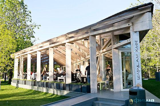Ресторан Шардам в Музеоне - фотография 14
