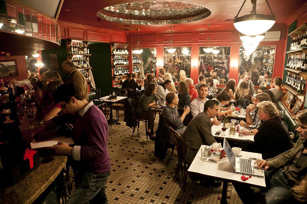 Ресторан Жан-Жак - фотография 11