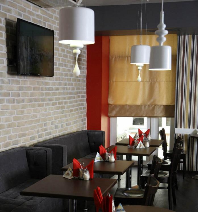 Ресторан Coffeeline - фотография 1