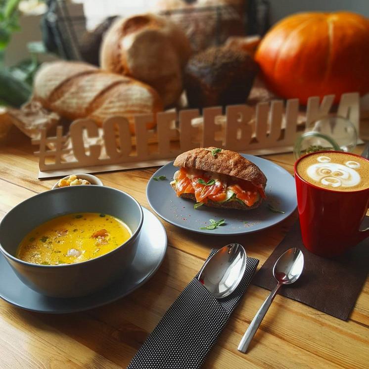 Ресторан Coffeebulka  - фотография 7