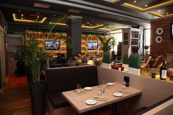 Ресторан Черетто - фотография 17 - Первый этаж.