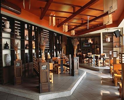 Ресторан Гин-но Таки - фотография 15