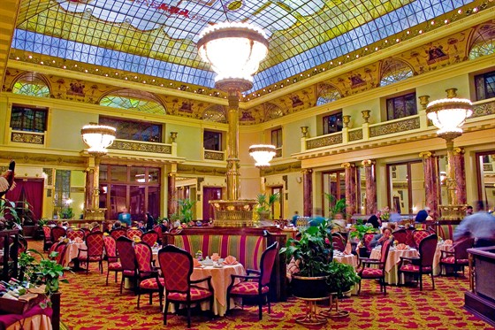 Ресторан Метрополь - фотография 1
