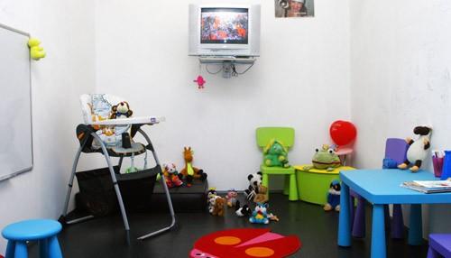 Ресторан Золотая Орда - фотография 9 - Детская комната