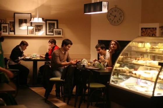 Ресторан Капучинофф - фотография 12