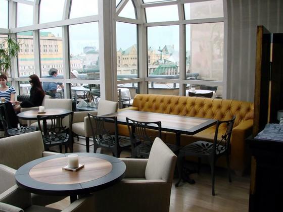 Ресторан Loft - фотография 1