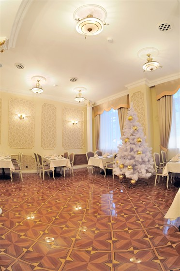 Ресторан Центральный - фотография 8 - ОРЛОВСКИЙ ЗАЛ