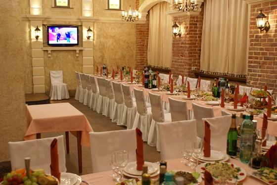 "Ресторан Славянка - фотография 7 - Кафе при гостинице ""Славянка"""