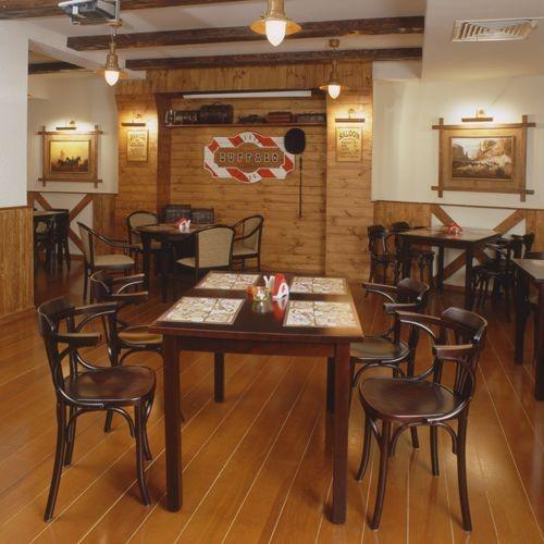 Ресторан Buffalo - фотография 1 - интерьер