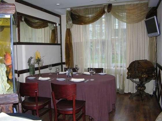 Ресторан Сэт а муа - фотография 3 - Кабинет для переговоров