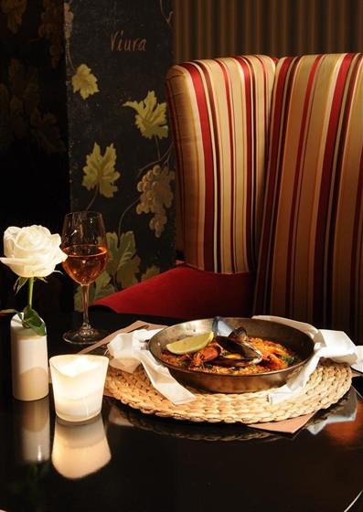 Ресторан Doce Uvas - фотография 22 - Паэлья