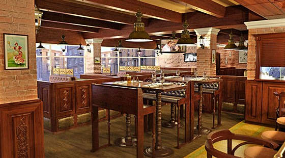 Ресторан Temple Bar - фотография 5