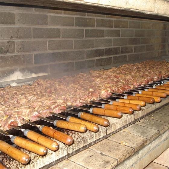 Ресторан Шашлычный двор - фотография 1
