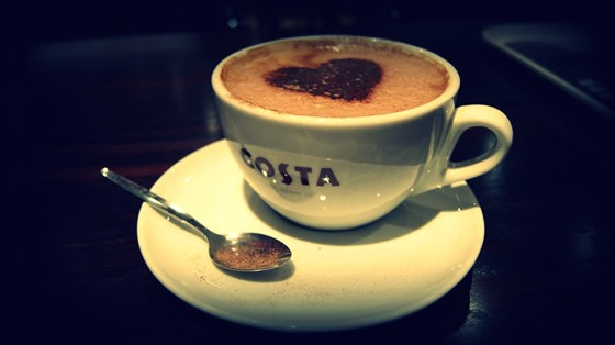 Ресторан Costa Coffee - фотография 9