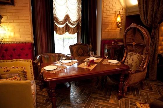 Ресторан Шафран - фотография 4
