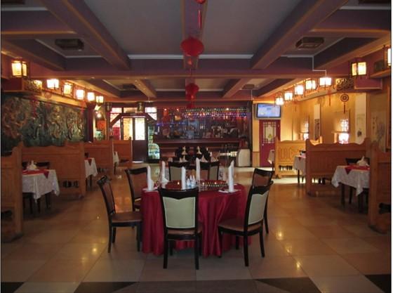 Ресторан Шанхай - фотография 1 - зал на 1 этаже