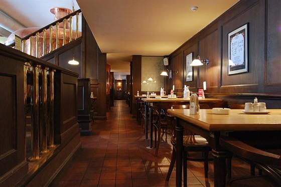 Ресторан Пилзнер - фотография 11 - Интерьер
