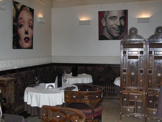 Ресторан Damas - фотография 36