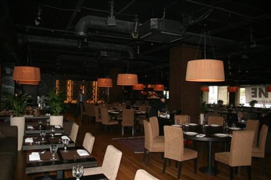 Ресторан Тетри - фотография 1 - Интерьер