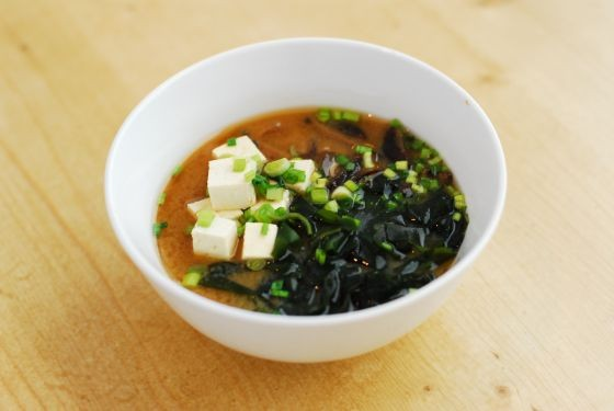 Ресторан Воккер - фотография 26 - Мисо суп с тофу, 100 руб.