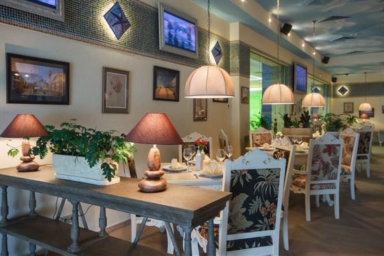 Ресторан Il canto - фотография 1 - il canto зал