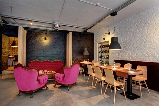 Ресторан Vinostudia - фотография 14